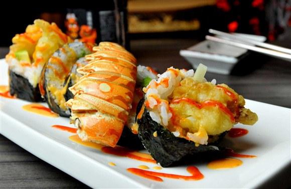 lobster-tempura
