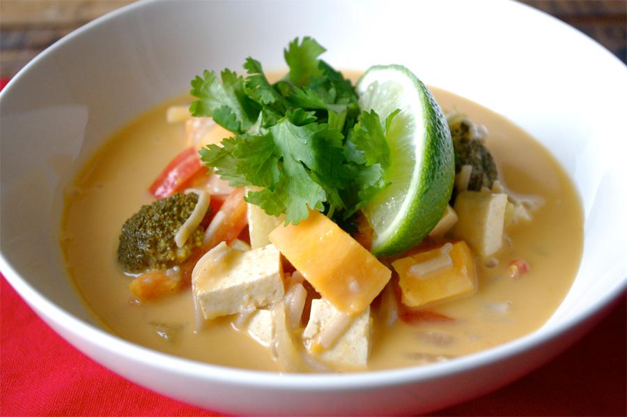 tofu-coconut